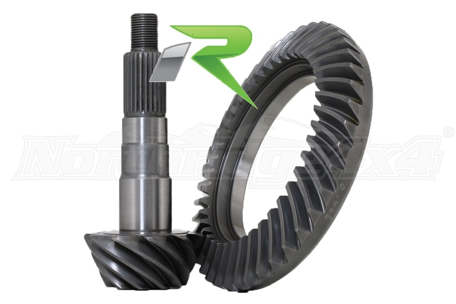 Revolution Gear Dana 30 4.88 Short Ring and Pinion Gear Set, Front   - TJ/LJ