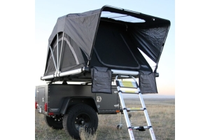 Freespirit Recreation High Country Series 55in Tri-Layer Roof Top Tent (Part Number: )