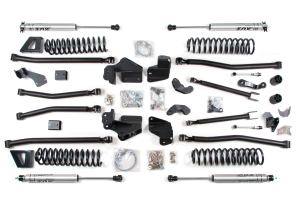 BDS Suspension 5.5in Long Arm Suspension Lift Kit - JK 2dr
