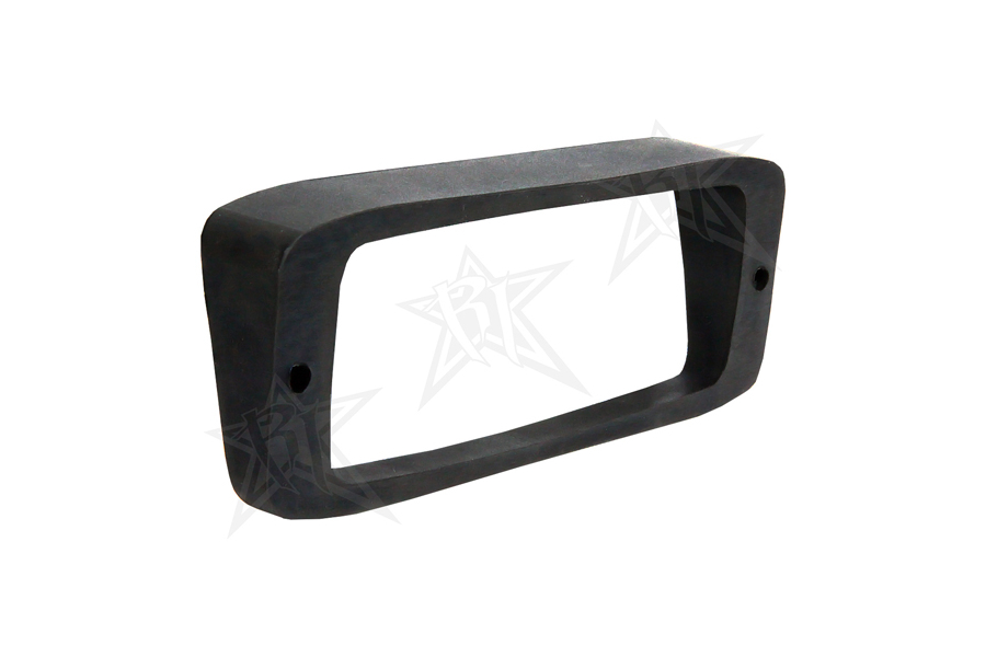 Rigid Industries SR-Q Angled Flush Mount (Up / Down) (Part Number:49002)