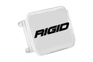 Rigid Industries D-Series Cover White (Part Number: )