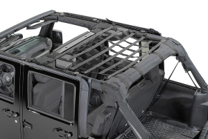 Dirty Dog 4x4 Rear Seat Netting Black (Part Number: )