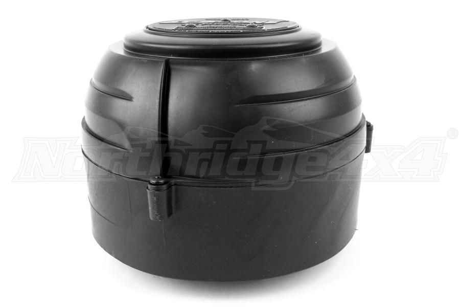 AEV Pre-filter Raised Air Intake w/Black clamp (Part Number:40306140AA)