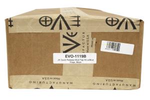 EVO Manufacturing Quick Release Mudflap Kit - JK