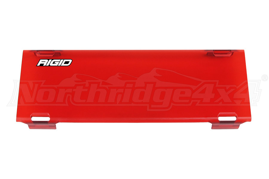 Rigid Industries RDS-Series 11in Cover, Red (Part Number:105563)