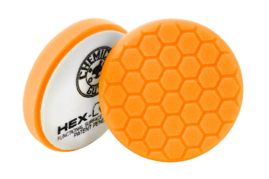 Chemical Guys  Orange Hex-Logic 5.5in Medium-Heavy Cutting Pad
