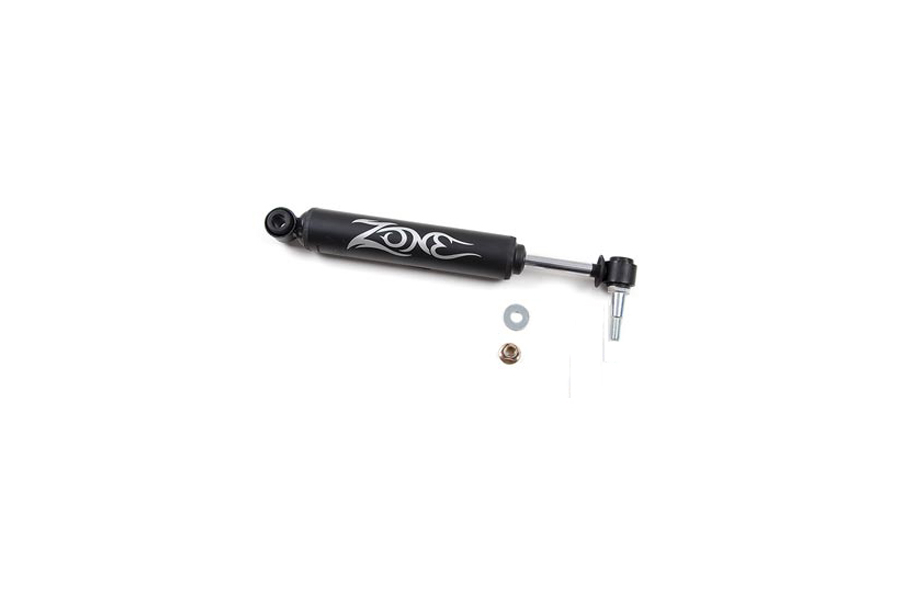 Zone Offroad Steering Stabilizer Black (Part Number:7400)