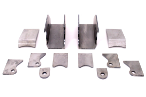 Synergy Manufacturing Weld On Rear Lower Control Arm Axle Bracket Kit (Part Number: )