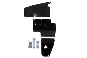 Synergy Manufacturing Skid Plate System Black - JK 2007-11