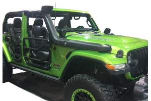 Jeep Snorkels from AEV, ARB, Injen Technology, Mopar