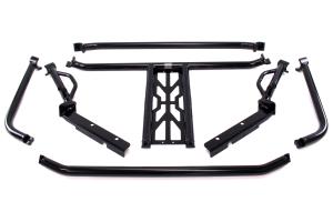 Smittybilt SRC Cage Kit Gloss Black - TJ