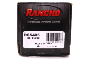 Rancho Performance RS5000 Steering Damper - JK