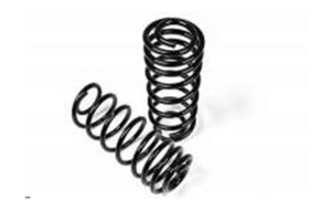 JKS 2.5in Rear Coil Spring Kit - STD (Part Number: )