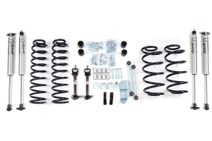 BDS Suspension 3in Suspension Lift Kit  - TJ 2003-06