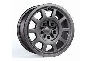 AEV Salta Wheel Onyx - 17x8.5 5x5 - JK
