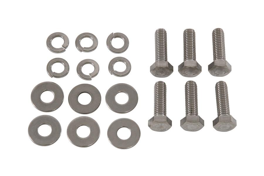 Rhino Rack Hardware Kit  - JK 4Dr