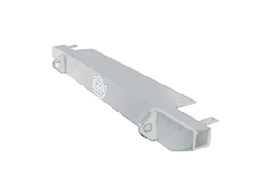 LOD Stubby Front Bumper Bare Steel (Part Number: )