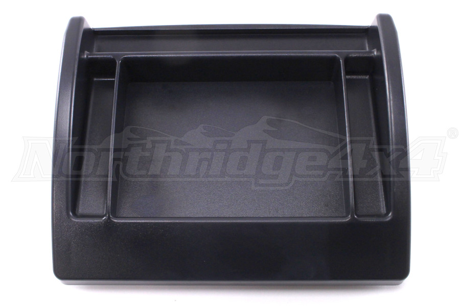 Drake Off Road Dash Console Tray (Part Number:JP-180030-B)
