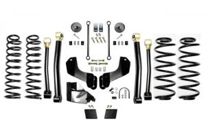 EVO Manufacturing 3.5in Enforcer Overland Lift Kit Stage 3 (Part Number: )