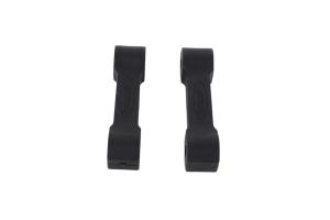 Kentrol Replacement Hood Catch Rubber Set - Textured Black  - JK