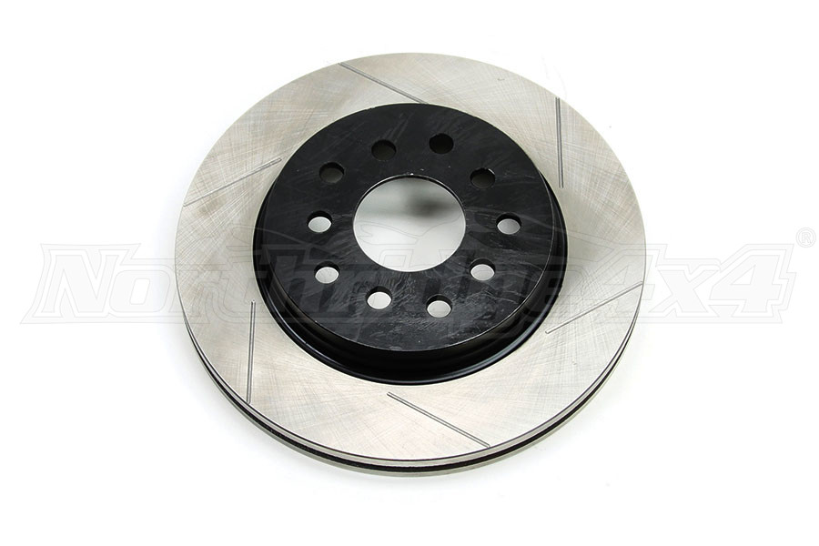 Teraflex JK Front Big Brake Slotted Rotor - Driver  (Part Number:4303412)
