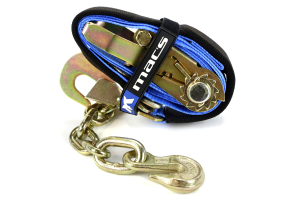 Mac's Super Pack with Chain Extensions Blue Ratchet Straps (Part Number: )