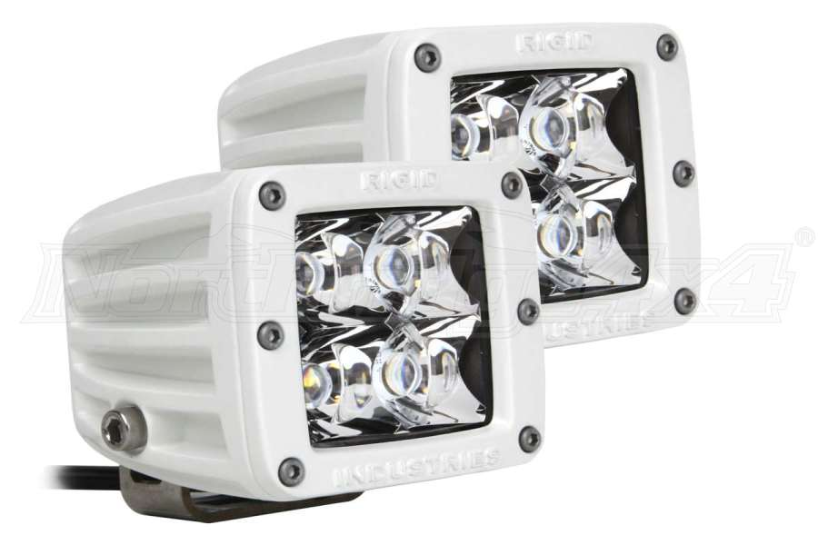 Rigid Industries M-Series Dually LED Spot Lights (Part Number:602213)
