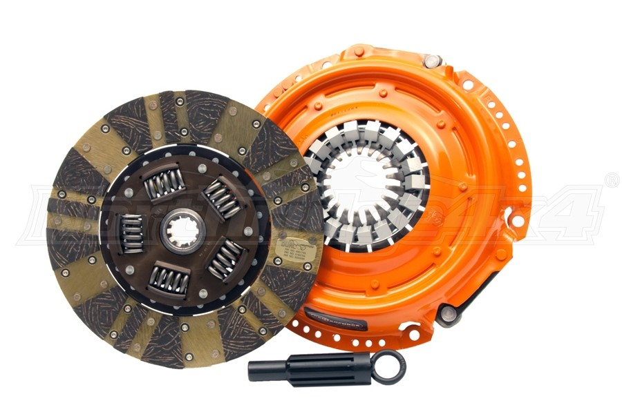 Centerforce Dual Friction Clutch - JK 2007-11/KJ 2002-04