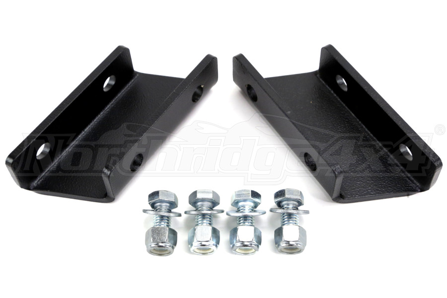 Rubicon Express Sway Bar Relocation Brackets (Part Number:RE9921)