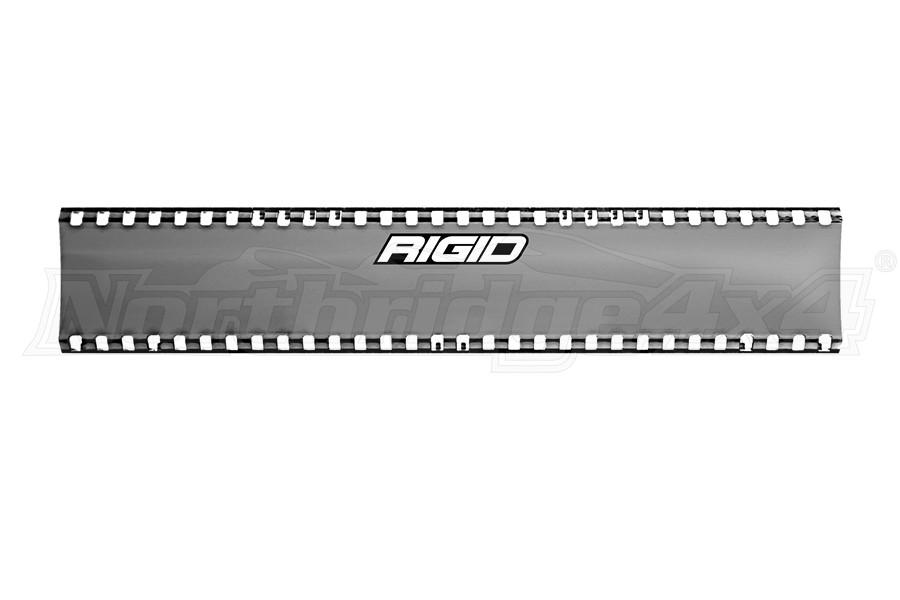 Rigid Industries SR-Series 10in Cover, Smoke (Part Number:106013)