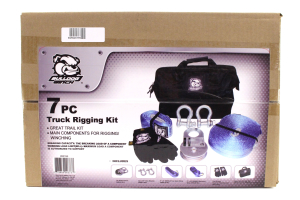 Bulldog Winch 7pc Truck Rigging Kit (Part Number: )