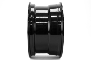 Rugged Ridge D Window Wheel Black 17x9 5x5 (Part Number: )