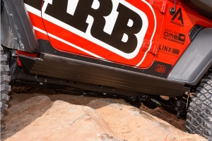 ARB Rock Sliders - JL 2dr