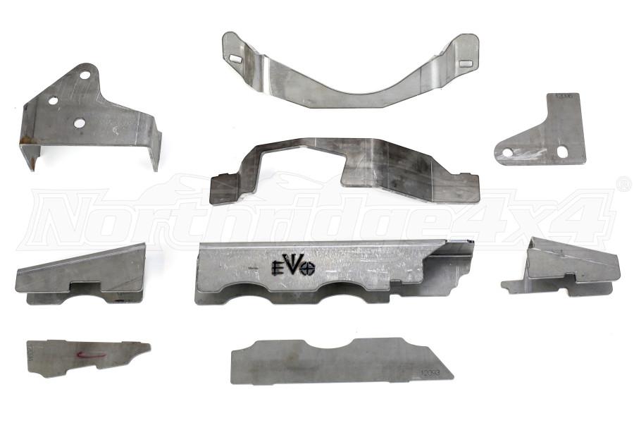EVO Manufacturing ProTek Dana 44 Axle Truss Front - JK