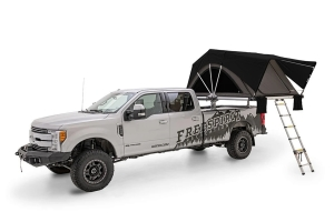 FreeSpirit Recreation High Country Series 80in Roof Top Tent - Grey/Black
