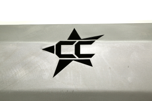 Crawler Conceptz Ultra Series Front Bumper w/Bar and Tabs Bare (Part Number: )