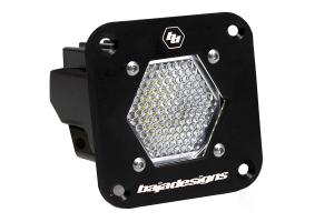 Baja Designs LED Light Pod Flush Mount Clear S1