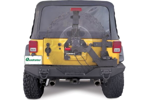 Rugged Ridge XHD Gen II Swing and Lock Tire Carrier  (Part Number: )