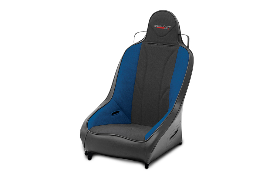 MasterCraft Pro4 Suspension Seat Smoke Blue / Black