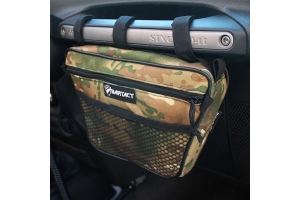 Bartact Dash Grab Handle Bag, Passenger Side - Multicam - JT/JL/JK/TJ
