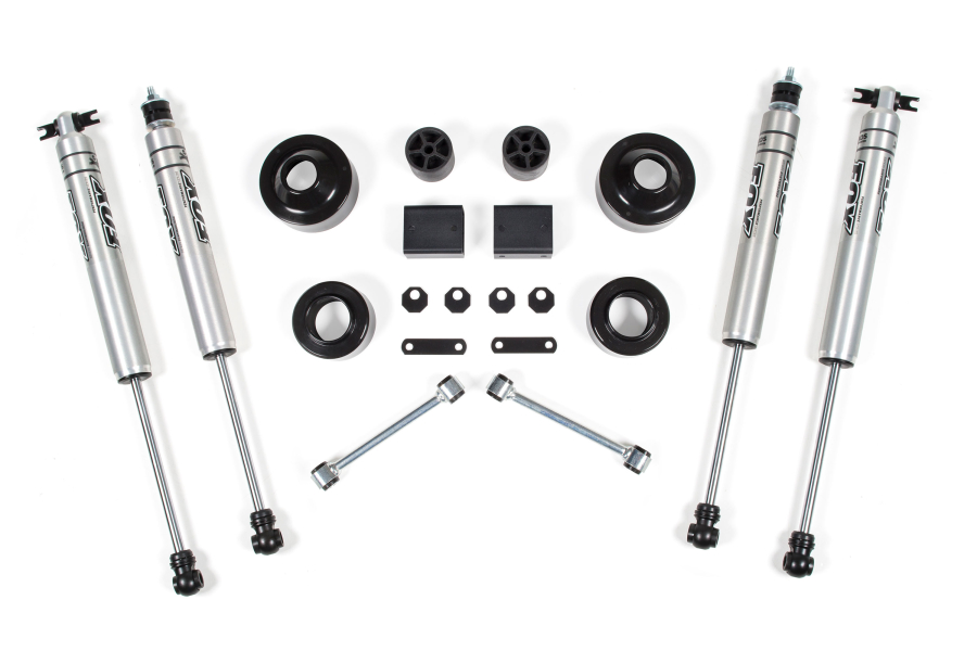 BDS Suspension 2in Coil Spacer Lift Kit (Part Number:1401H)