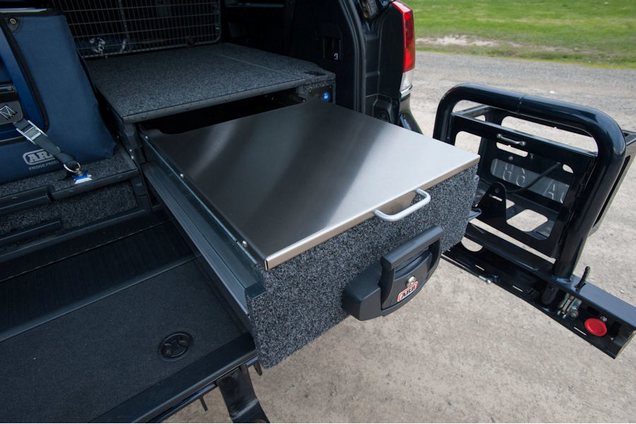 ARB Roller Drawer Table   (Part Number:RDTAB1355)