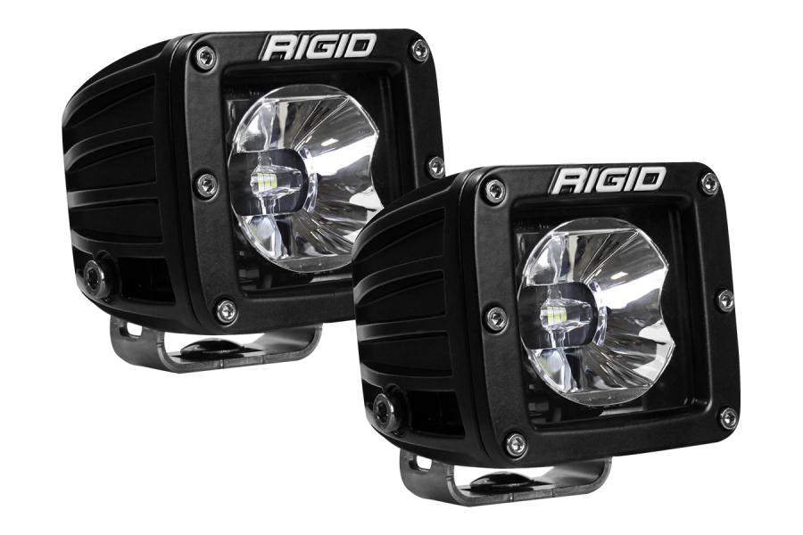 Rigid Industries Radiance pod white backlit (Part Number:20200)