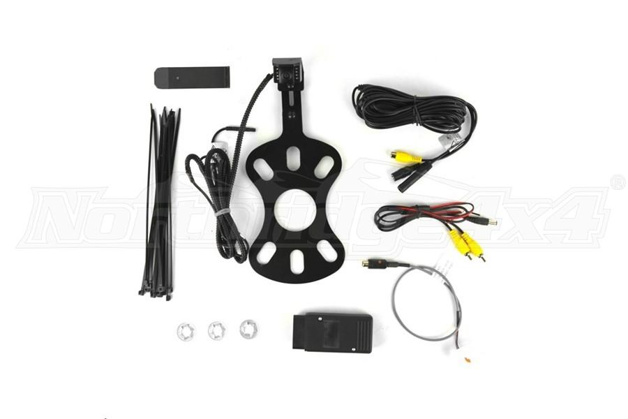 Brandmotion Adjustable Infrared Light Rear Vision Camera Kit  (Part Number:9002-8857)
