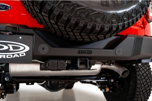 Addictive Desert Design Rock Fighter Rear Bumper - Ford Bronco