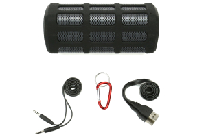 FUSELED POD Bluetooth Speakers - Black (Part Number: POD-720-BLK)