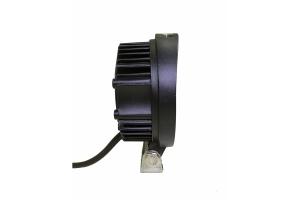 Quake LED 4in RGB Accent Fracture Series Work Spot Light - Quad Lock/Interlock Compatible