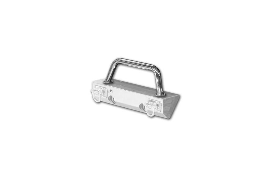Rugged Ridge XHD Front Bumper Hoop Stainless Steel (Part Number:11540.16)