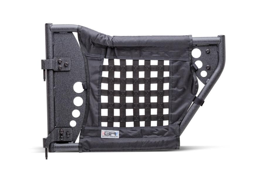 Body Armor Rear Gen 3 Trail Doors, Pair - JL/JT