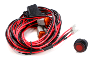 Rigid Industries D-Series Pro HD Flood Diffused Pair (Part Number: )